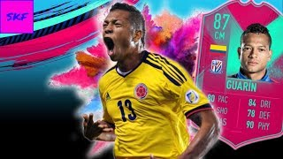 FIFA 19 | (87) FUT BIRTHDAY Fredy Guarin Player Review