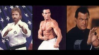 Chuck Norris vs. Van Damme vs. Steven Seagal - 2006