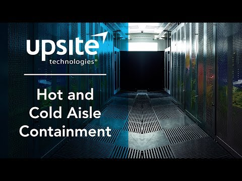 Hot and Cold Aisle Containment