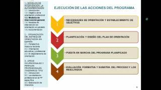 Lec003 La orientación profesional y laboral en el sistema educativo. Parte 1 (umh0468 2016-17)