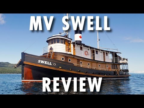 mv-swell-tour-&-review-~-maple-leaf-adventures-~-cruise-tugboat-tour-&-review