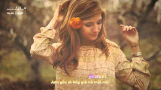 TELL ME || Sandy || Lyrics + Vietsub