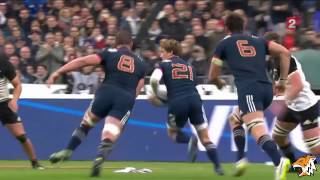 Le magnifique essai du XV de France face à la Nouvelle-Zélande !