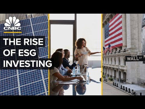 The Rise Of Socially Conscious Investing