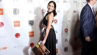 Gabrielle Ruiz 7th Annual World Choreography Awards Red Carpet