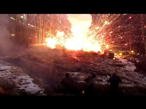 Winter Firework War 2017