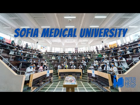 Medical University of Sofia - Study Medicine Abroad