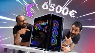 ASSEMBLO UN SUPER PC GAMING DI UN ISCRITTO!