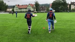 Zürich Crickets vs Zürich Lions 17/07/2021