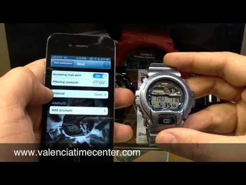 Casio G-Shock Bluetooth Watch GB6900AA Review By Valencia Time Center