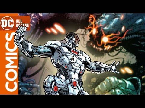Cyborg Fights Every Cybernetic Villain in Rebirth