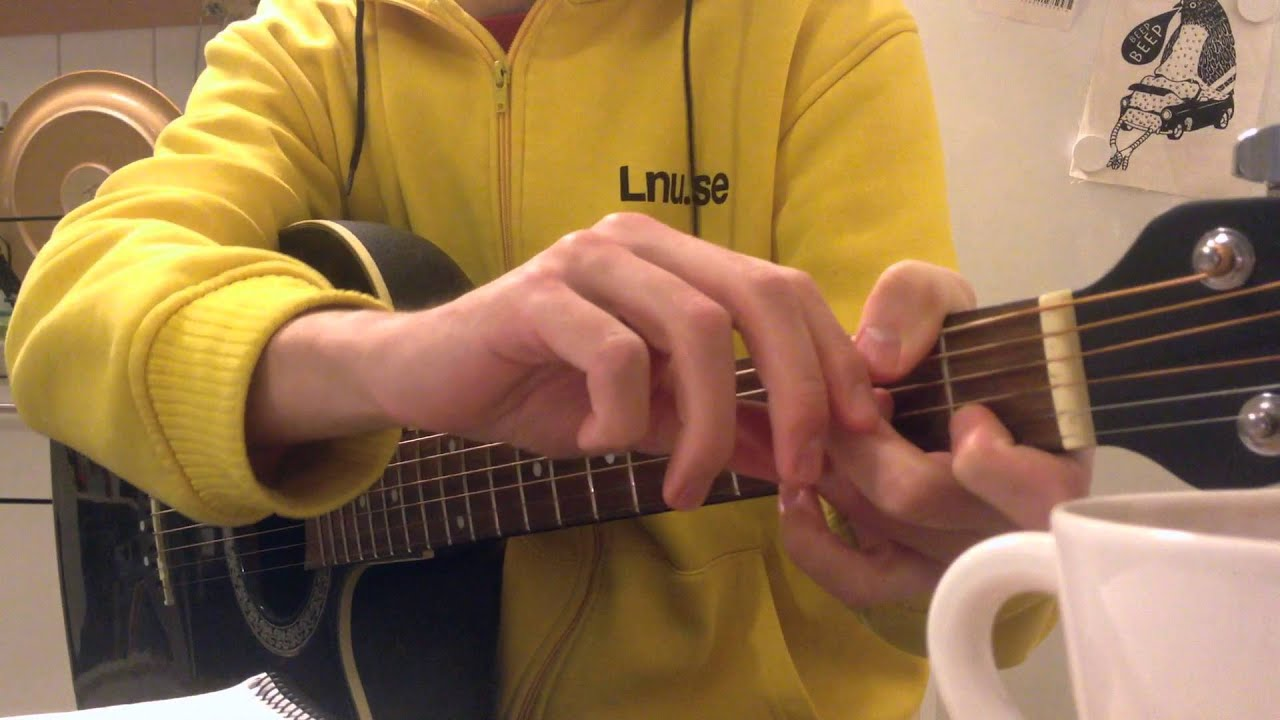 Depreston – Guitar lesson - YouTube