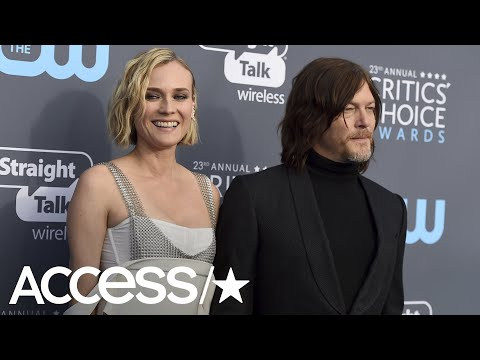 Norman Reedus & Diane Kruger Welcome Their First Child! (Report) | Access