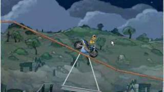 Bike Champ Flashgame - nice tricks and crashes