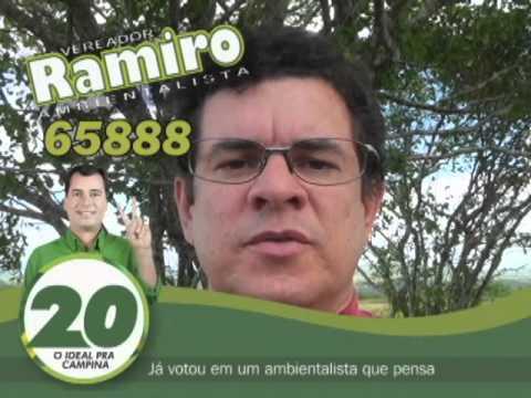 ramiro pinto ambientalista vereador 65 888 pcdob fala 02 wmv