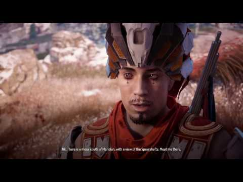 Horizon Zero Dawn Clear All Bandit Camps Trophy Get Nil Farewell Quest