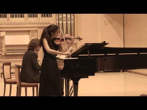 Introd. y Rondó caprichoso, op. 28 de Camille Saint-Saëns