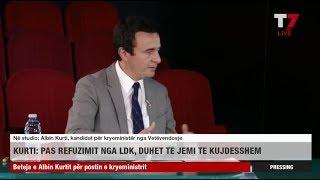 PRESSING, Albin Kurti, Ramush Haradinaj - 03.10.2019