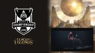 Warriors - 2014 World Championship (Imagine Dragons) español