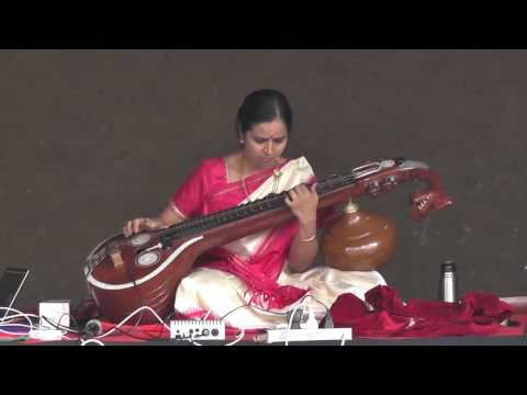 Carnatic Instrumental | Anil Srinivasan | Jayanthi Kumaresh | Spaces | December Season 2016