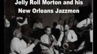 I thought I heard Buddy Bolden say -J.R.Morton.