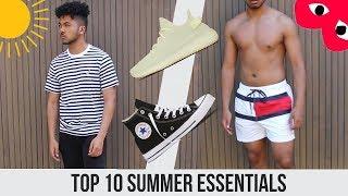 My Top 10 Summer Streetwear Essentials 2018 || Teen Edition