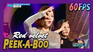 Download Lagu 60FPS 1080P | Red Velvet - Peek-A-Boo, 레드벨벳 - 피카부 Show Music Core 20171125 Mp3