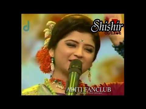 Brindabno Bilasini Rai Amader  song  Aditi Munshi saregamapa 2015