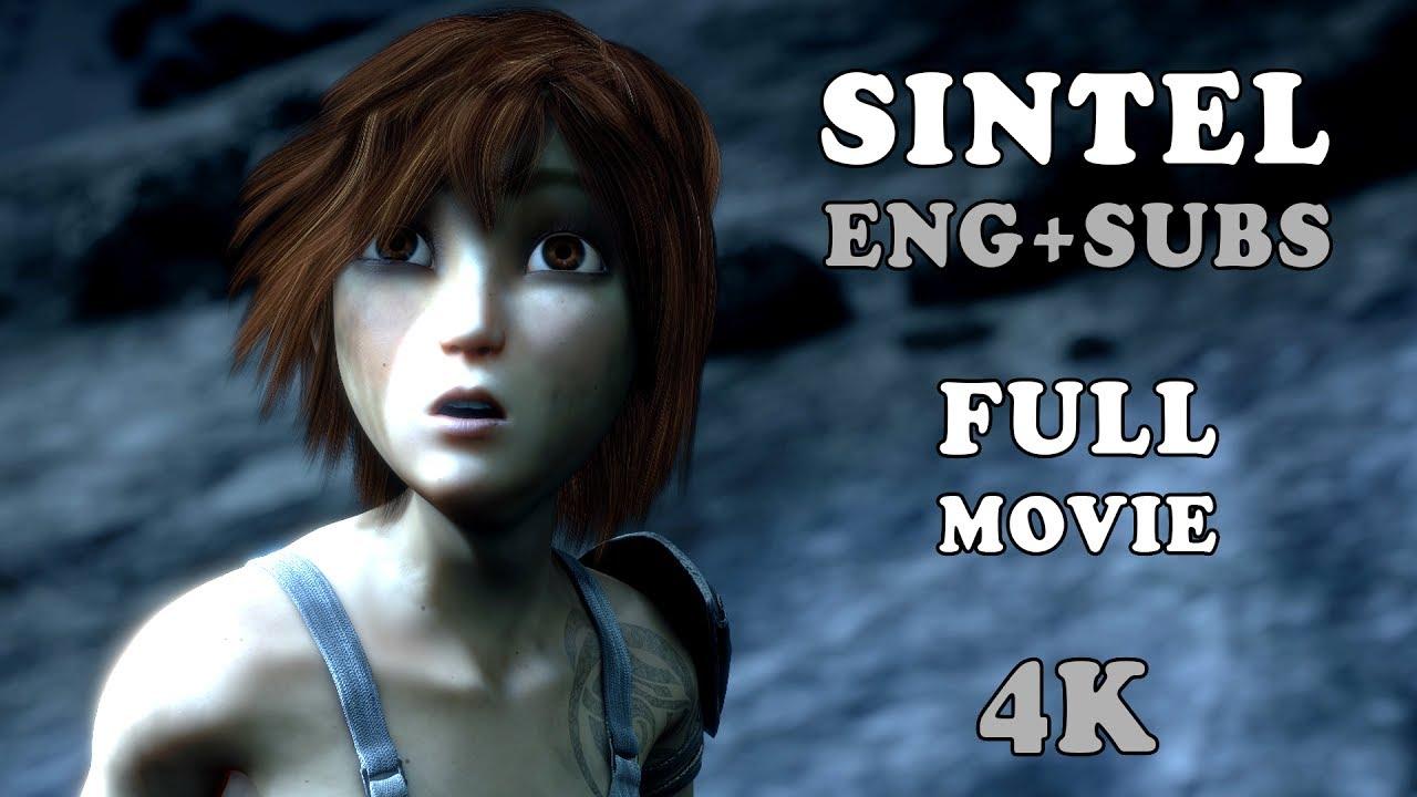 Sintel Full Movie - English Fantasy Animated Film With -3439