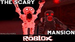 [THE RAKE] The Scary Mansion By MrNotSoHERO [Roblox]