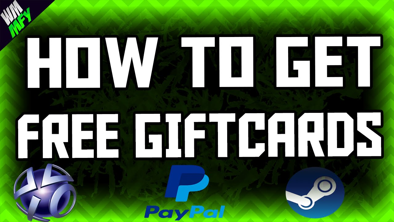 paypal how to add money from gift card
