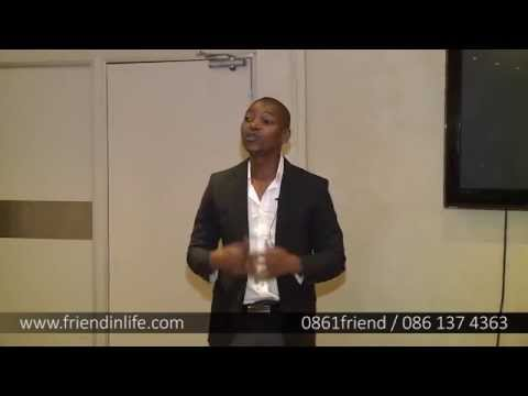 Best Motivational Speaker in South Africa