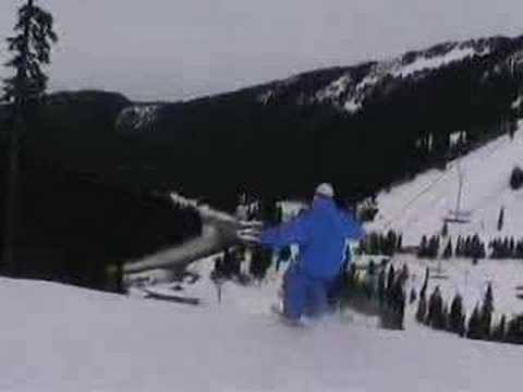 Stevens Pass Freestyle 2008