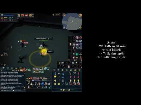 RuneScape | Imperial Guard Akh Slayer Task (w/ Mage)