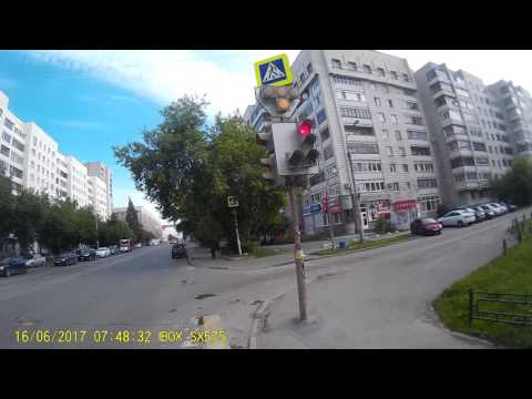 13 Проезд перекрестков Регулируемые перекрестки