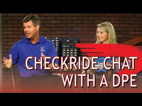 Checkride Chat with a DPE - InTheHangar Ep 70