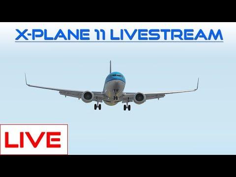 X-Plane 11 Livestream