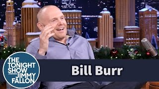 Bill Burr Goes on a Christmastime and Fast Food Rant