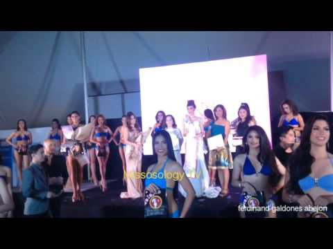 Mutya ng Pilipinas Central Luzon 2016 Winners