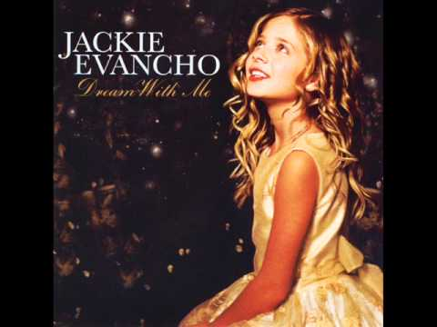 Jackie Evancho ~ Dream With Me.wmv