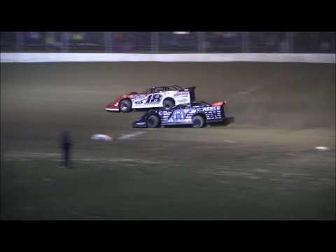 Round #1 Heat #4 from Portsmouth Raceway/Dirt Track World Championship, 10/14/16