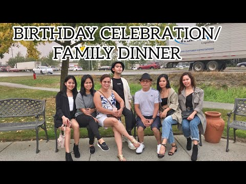 DINNER AT OLIVE GARDEN LANGLEY, BC | SOCIAL DISTANCING DINE IN EXPERIENCE | Vlog #18
