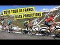 Our Predictions for the 2019 Tour de France