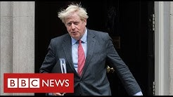 Boris Johnson declares perilous turning point with new restrictions for up to 6 months - BBC News