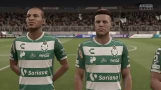 embeded svideo Simulación #FIFA19 Santos vs Atlas