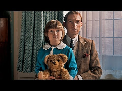'Goodbye Christopher Robin'   2017  Domhnall Gleeson, Margot Robbie