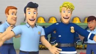 Strażak Sam | To pokaz strażacki! | Nowe odcinki | Taniec strażaków Bajki dla dzieci