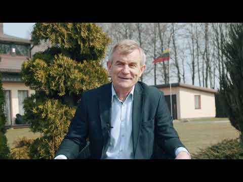 Seimo Pirmininko Velykinis sveikinimas