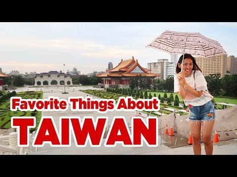 My Wife's Favorite Things About Travel in Taiwan