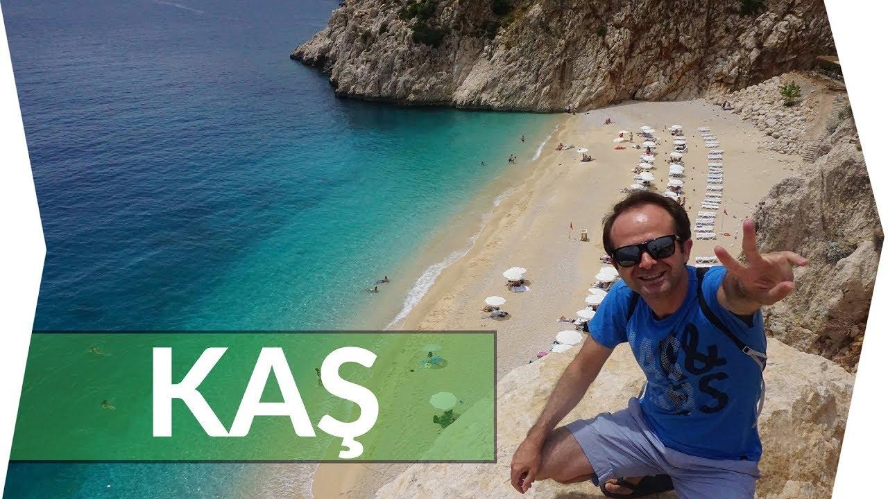 Türkiye'nin En Güzel Yeri : Kaş Nasıl Bir Yer, Gezilecek Yerler ??? Hepsi Bu Videoda | Kaş